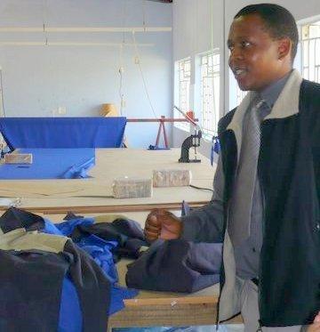 Swaziland Successes: Livingstone Protective Clothing Company