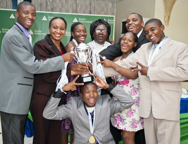 Swaziland Successes: JA Swaziland from TechnoServe Youth Program