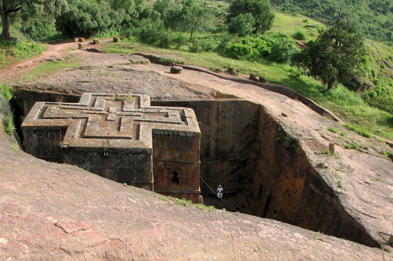 Ethiopia: Lalibela's Rock-Hewn Churches & Ancient Capital of Axum