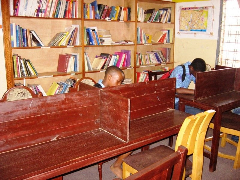 Ghana Successes: Community Business, Learning, IT & Library Center