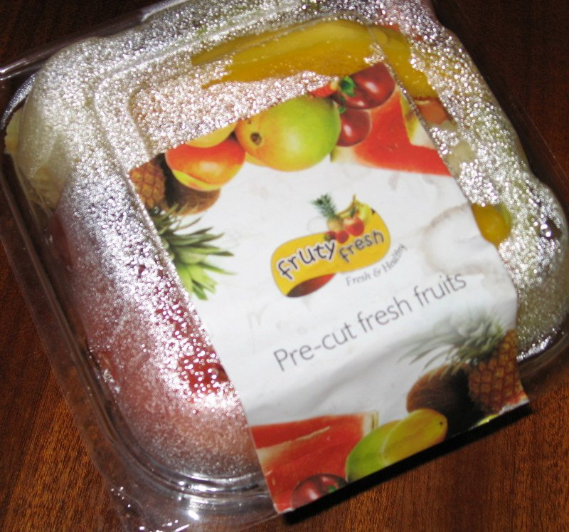 Ghana Successes: Business of Fruit to Improve Office Workers' Health