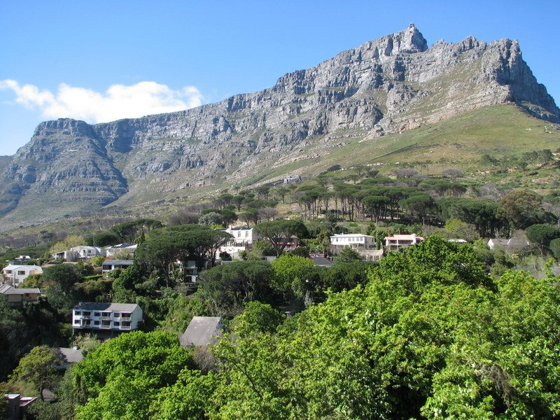 South Africa: Cape Town Unlike Any Other African City