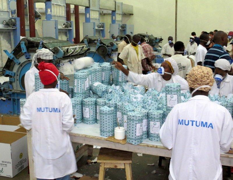 Uganda Successes: Cotton Gin Improves Surrounding Communities