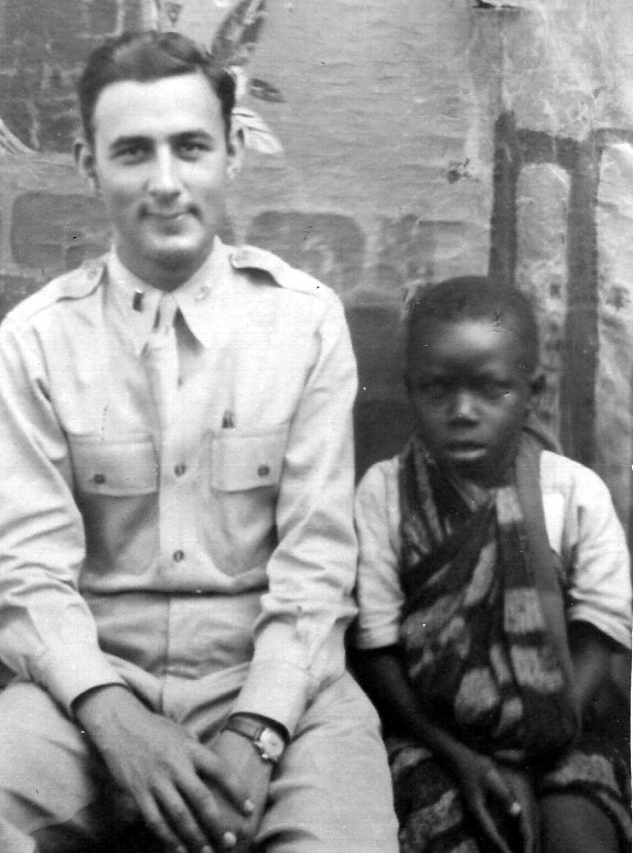 Wendy's Father's Africa from 1943 to 1945