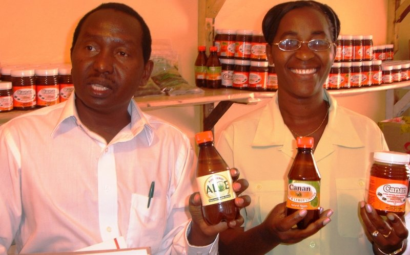 "Kenya Successes: Canan Garden ""Upscales"" Its Honey Products"