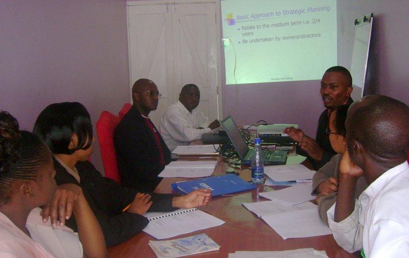 Kenya Successes: Upscaling Program to Grow Micro-Enterprises