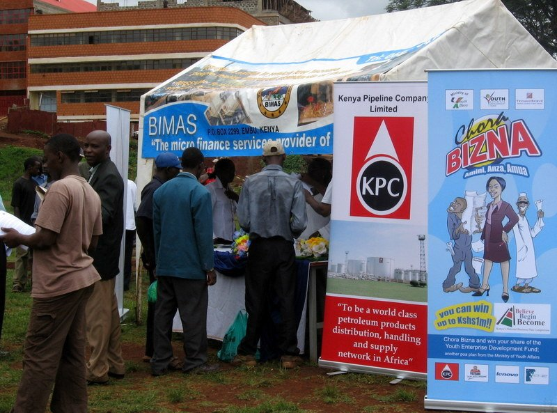 Kenya Successes: 2007 Believe Begin Become Business Plan Competition