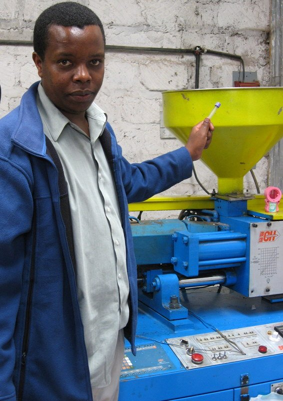 Kenya Successes: Competition Winner Expands Bioplast Company
