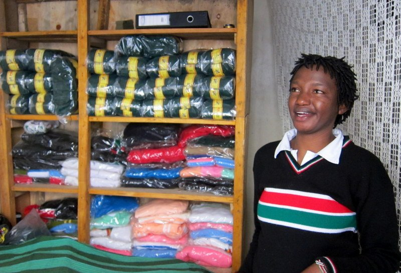 Kenya Successes: Cecilia's Kacece Creations Grew Due to Young Women in Enterprise