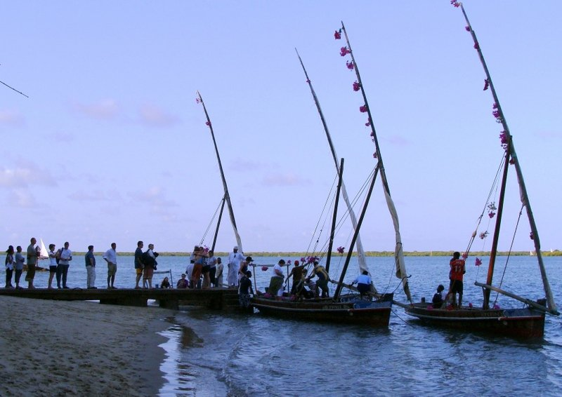Kenya Coast's Watamu and Lamu Island