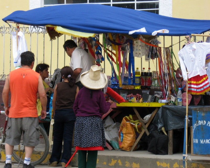 Peru: Visiting Businesses in the Andes