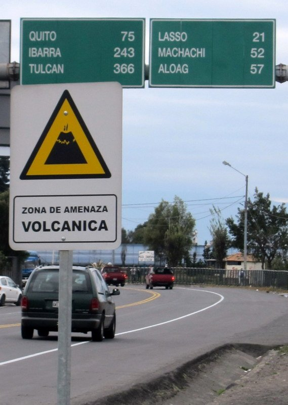 Ecuador's Avenue of the Volcanoes–Still Actively Building the Andes