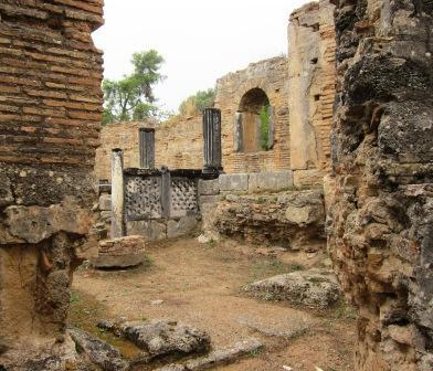 Greece's Pelopennese Penisula, with Ancient Olympia, Corinth, & Mycenae
