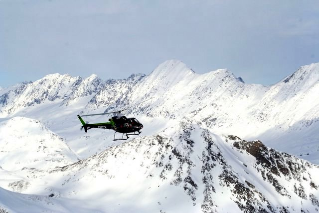 Rick's Heli-Skiing in Alaska:  Once in a Lifetime!