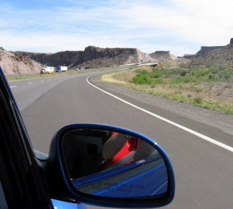 U. S. Cross-Country Road Trip
