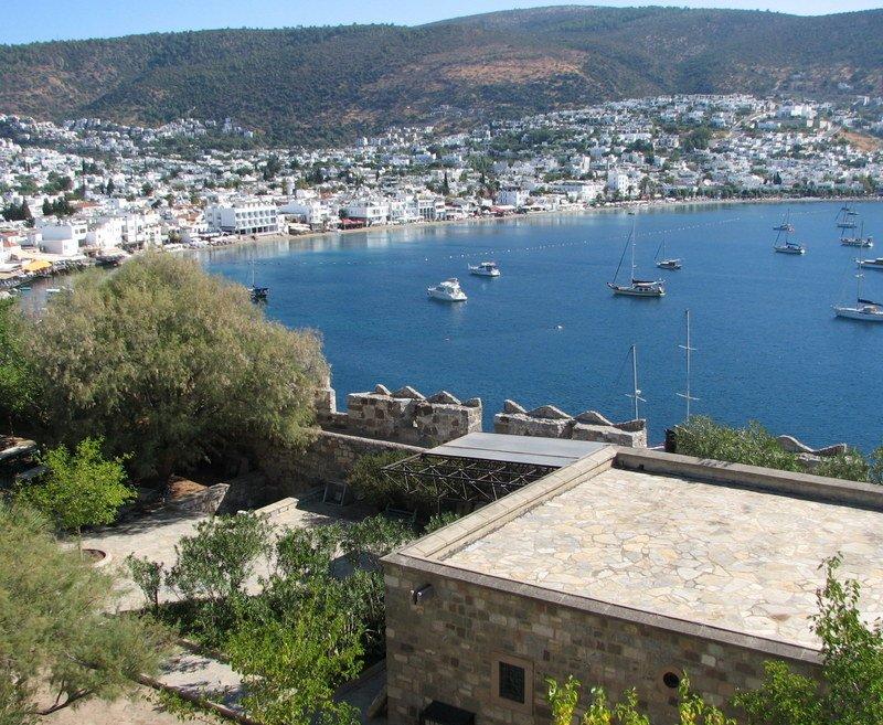 Turkey's Turquoise Coast in Fethiye to Bodrum to Didyama to Seljuk