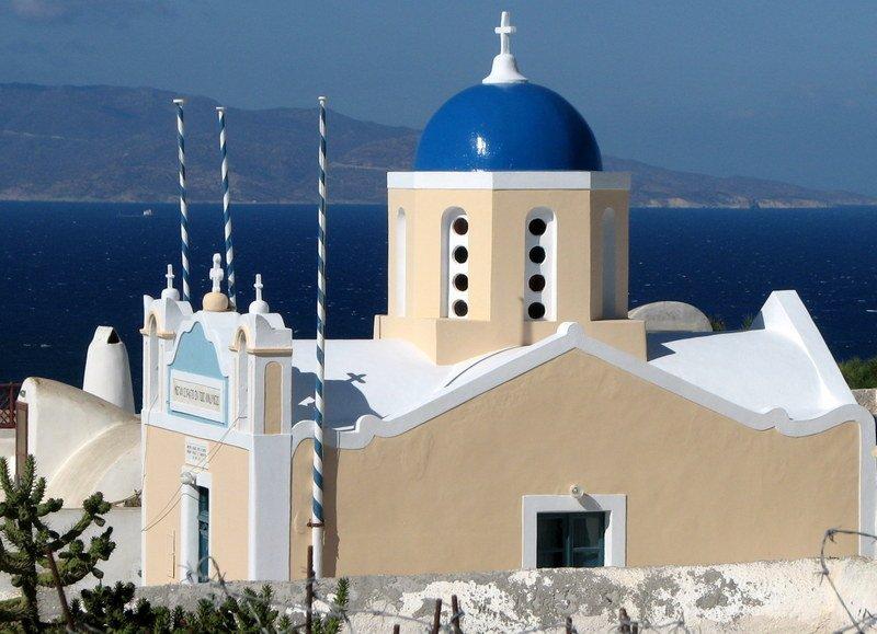 Greek Island Cruise: Patmos to Rhodes to Crete to Santorini