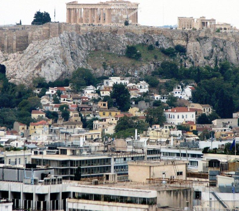 Unexpectedly Delightful Athens & Eventually, Picturesque Corfu