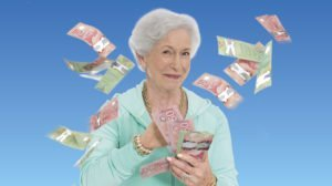 Senior women & money