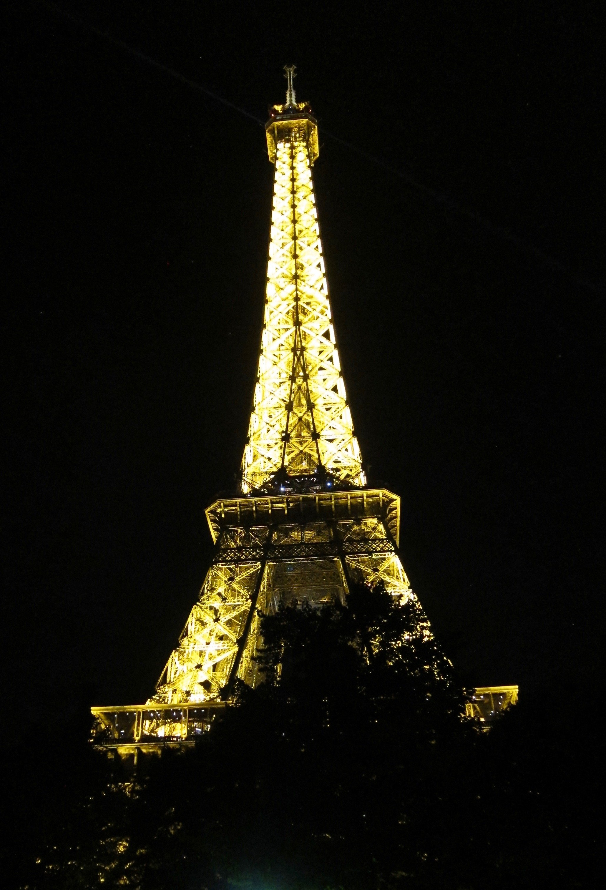 Paris–Still the City of Lights