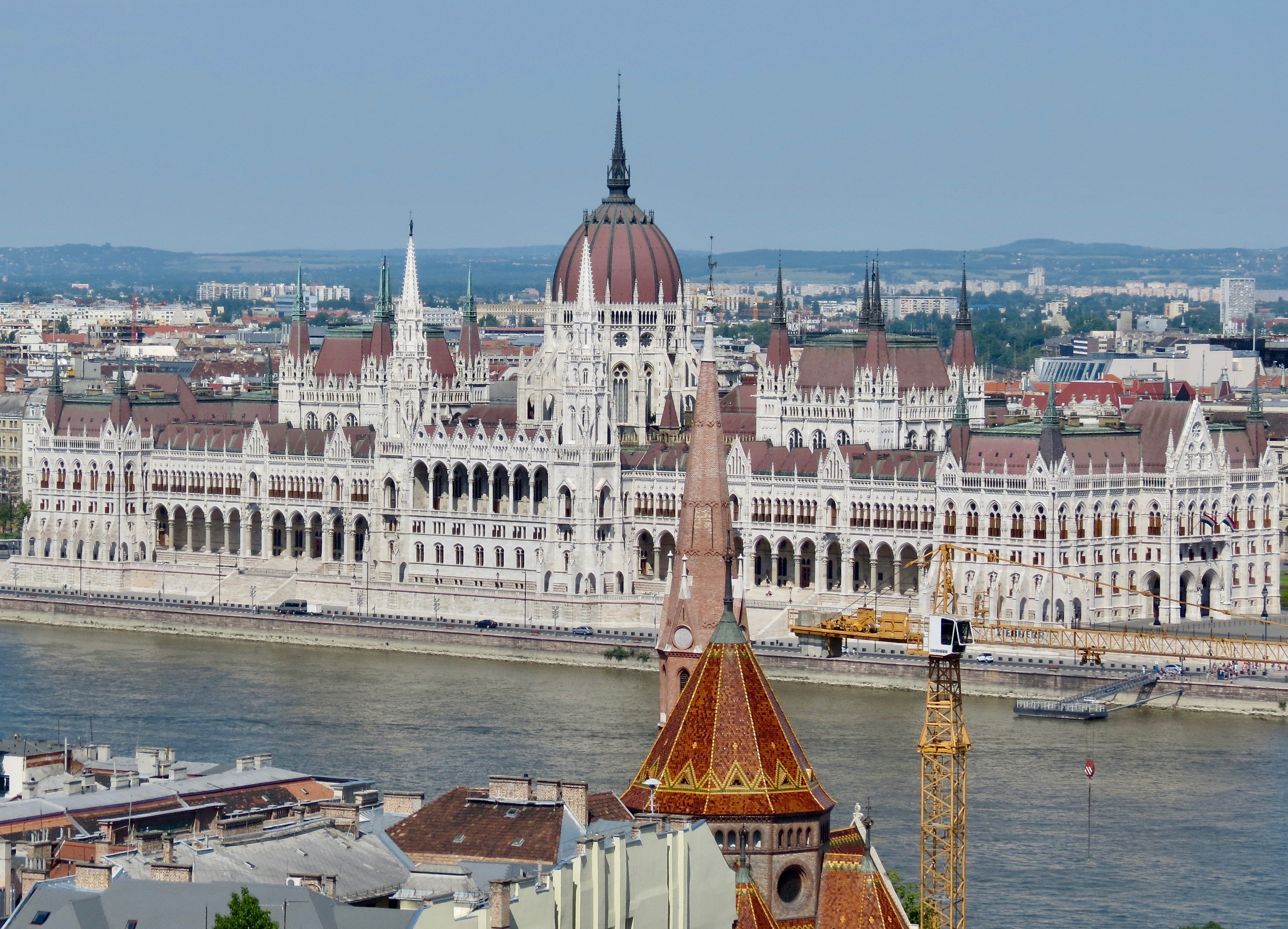 Budapest, Hungary–our favorite former Austro-Hungarian city