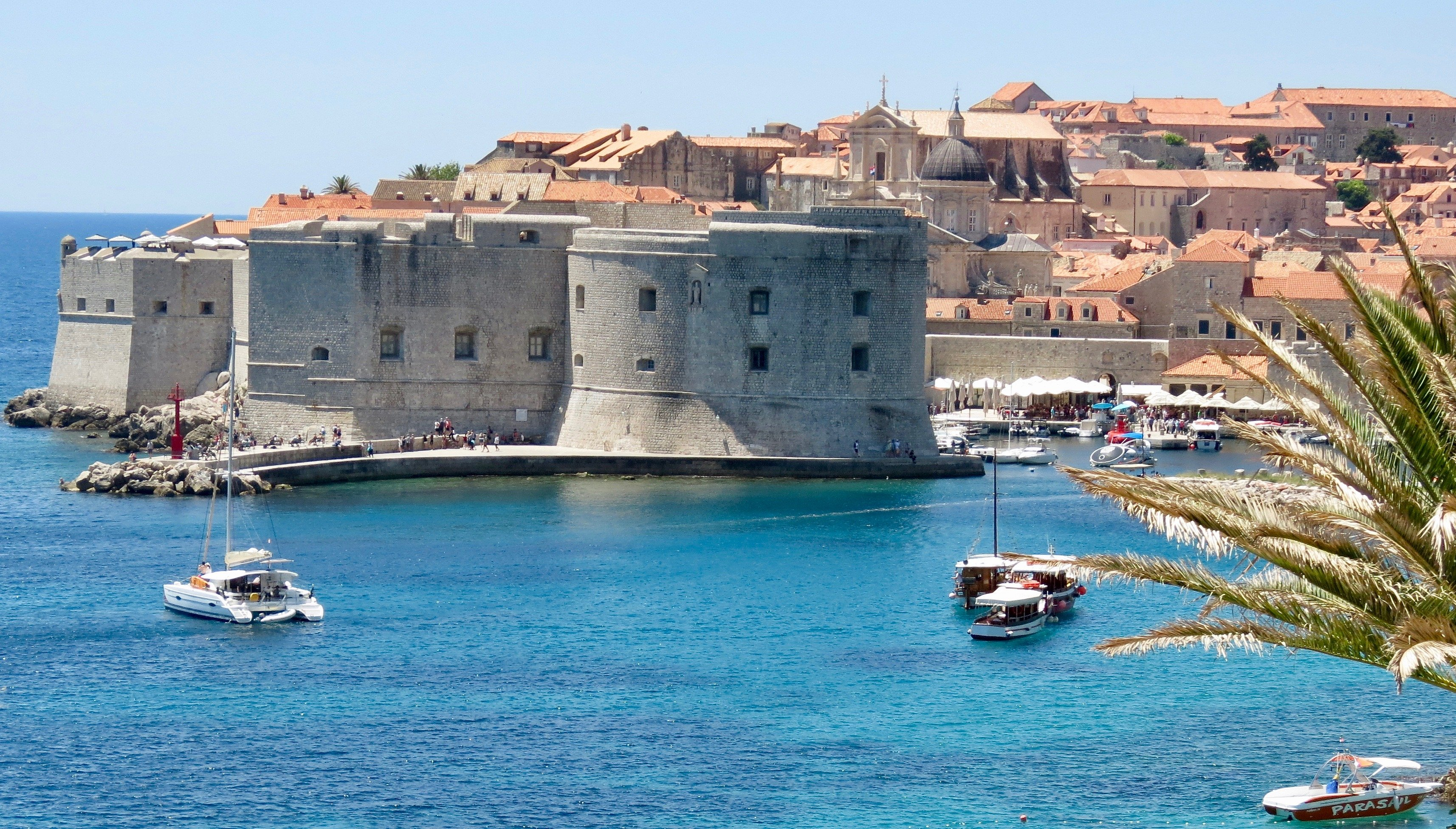 Croatia's Crown Jewel on the Dalmatian Coast: Dubrovnik