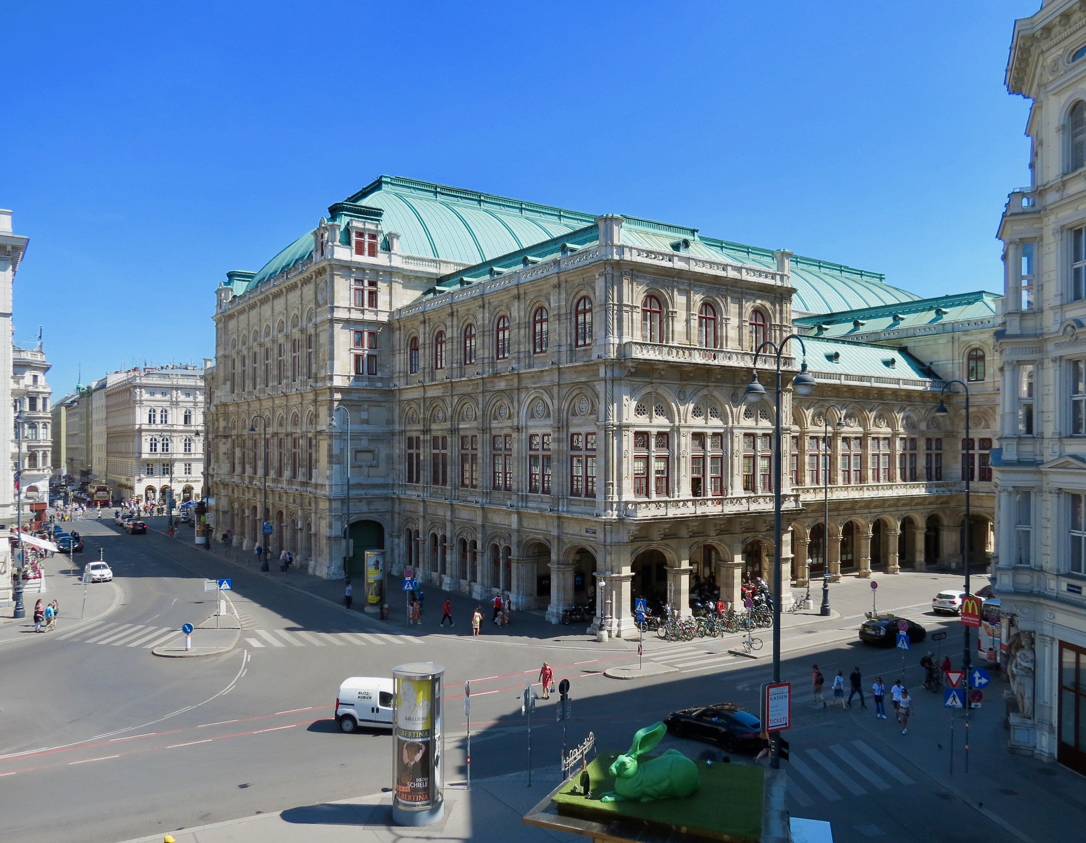 Vienna, Austria – the Jewel of the Habsburg Empire